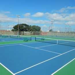 New whitaker tennis courts ut recsports for Sport court utah