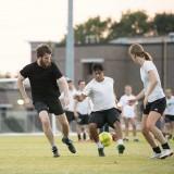 3-on-3 Soccer