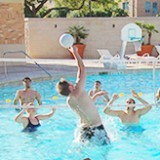 Water Volleyball